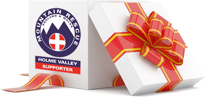 Give the gift of Mountain Rescue