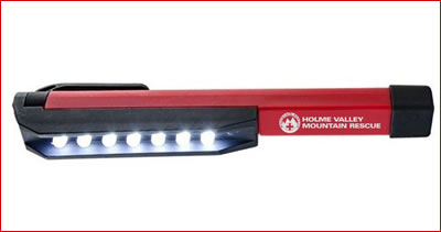 Mountain Rescue Torch