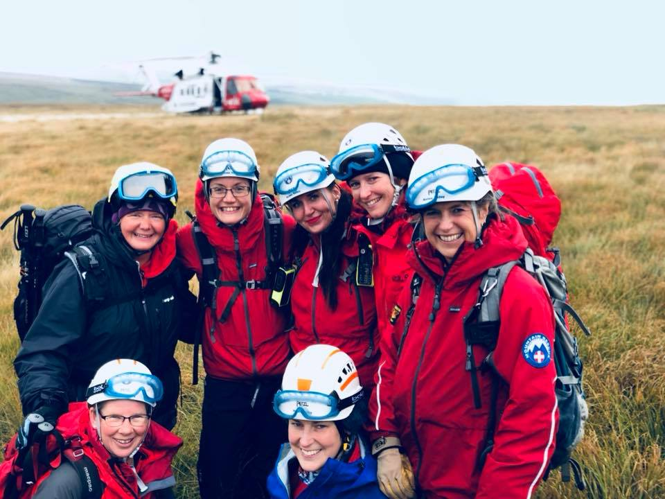 Joining the Holme Valley Mountain Rescue Team